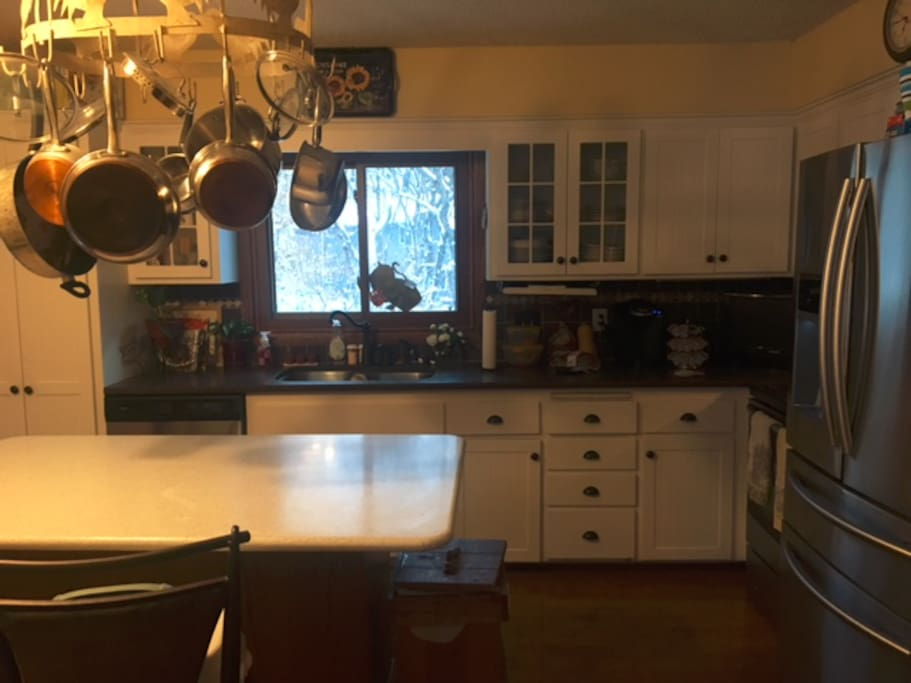 Kitchen - will have basic food