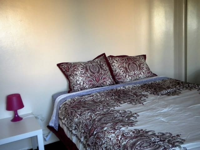 Big Private RM 41 Free wifi - Gardena - Departamento
