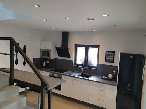 Maison cosy de 45 m2 totalement neuf, tout confort