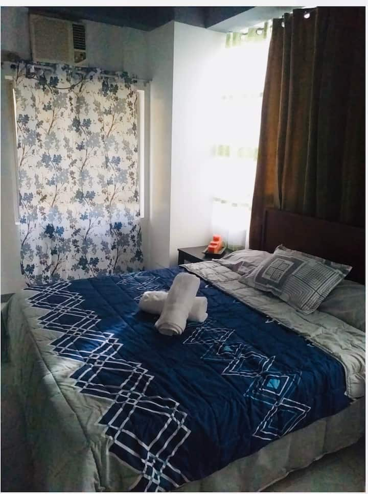 Comfy two bedrooms with WiFi and Netflix