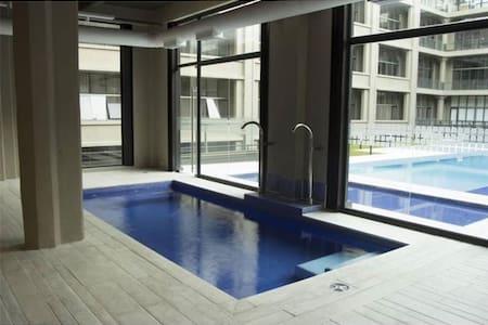 COMPARTO DPTO / GYM/PILETA/SAUNA/SEGURIDAD 24HS - Buenos Aires - Apartmen