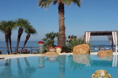 Villa  con piscina - Sciacca