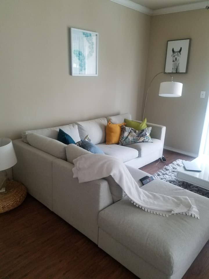 Cozy and Relaxing Apartment in the Dallas/FTW Area