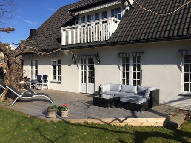 Family home at Lidingö