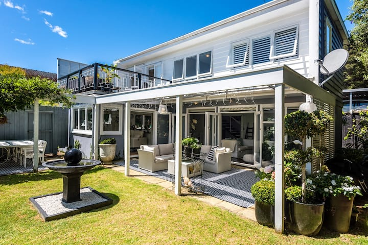 The Hamptons on Waiheke - an ideal holiday