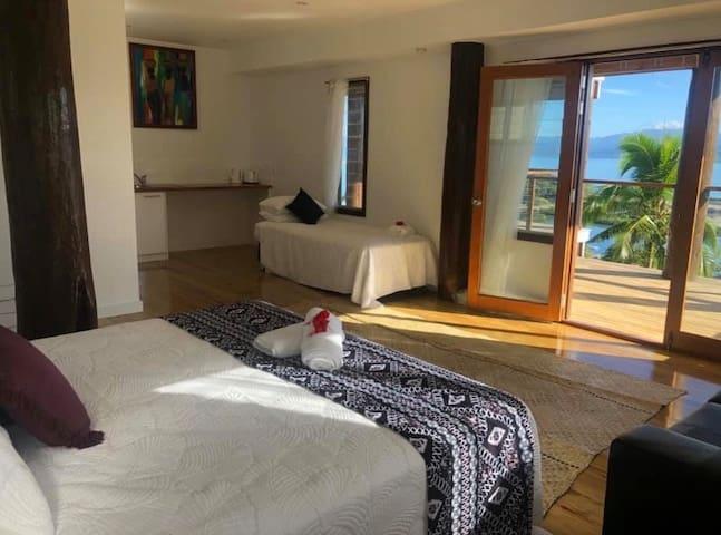 Sunrise Villa  With sensational views