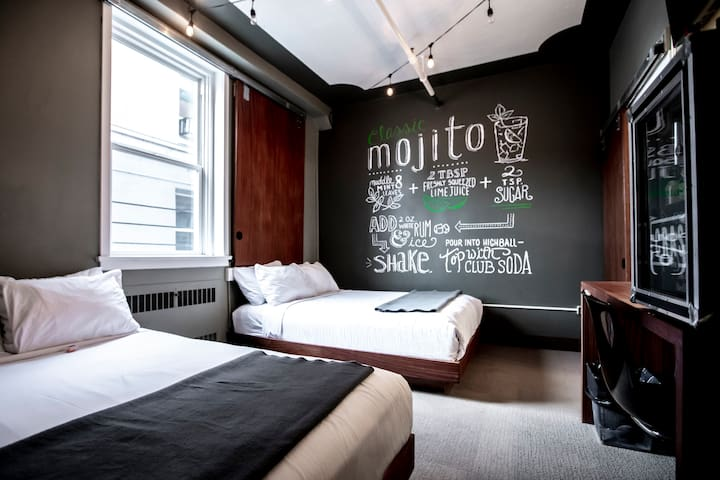 202 BOUTIQUE HOTEL | BESIDE ROGERS PLACE | LUX