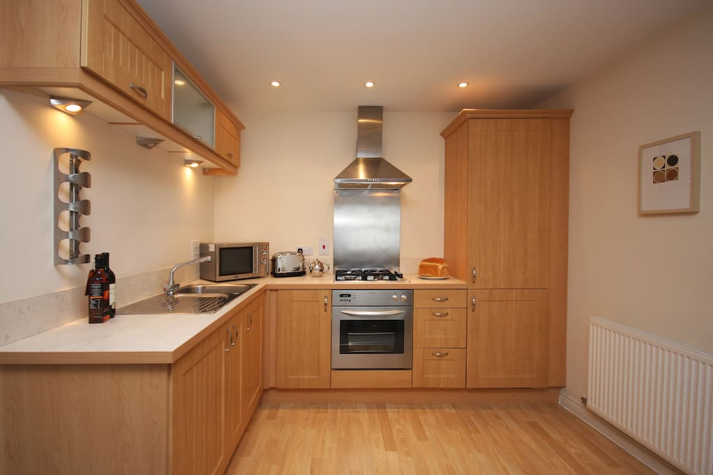 We have number of apartments in Barkham Mews, and the photos here are an example of the standard, and furnishing.