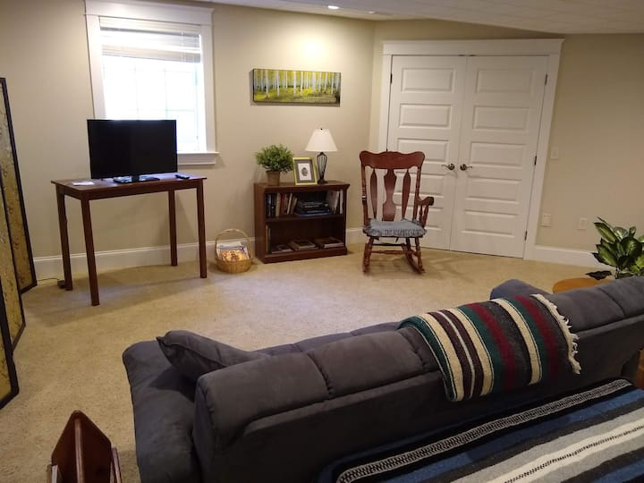 Cozy Studio Apartment in Millersville