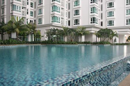 #5 Kuala Lumpur 2 Bedroom Apartment - Kuala Lumpur - Apartment