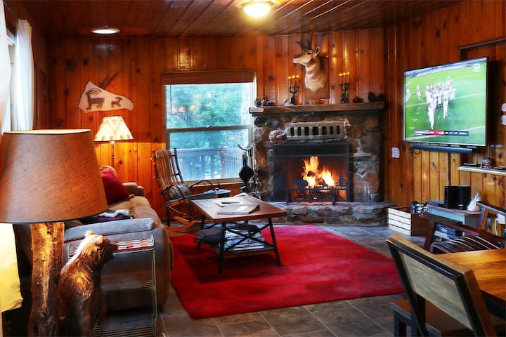 Big Bear Cozy Cottage