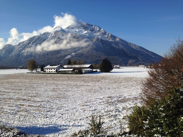 Amazing mountainview in Salzburg - Anif - Apartamento
