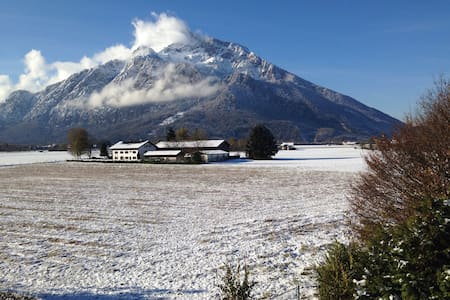 Amazing mountainview in Salzburg - Anif