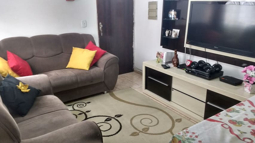 Apartment full and cozy, Barueri-Sao Paulo