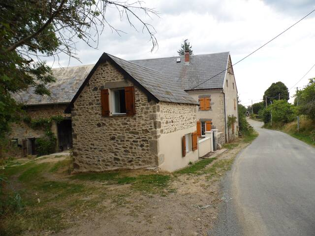 maisonette neuve, calme et reposante - Châteauneuf-les-Bains - Apartemen
