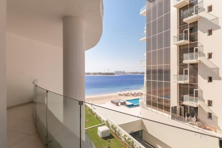 Luxury Sea View 1 BR Apt- Royal Bay, Palm Jumeirah