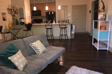 LRG 1br in Gulch, in DWNTWN! access 2 anything! - Lakás