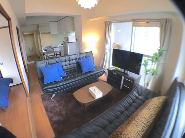 6*3【OpenSale】2BR 5Beds Close Nagoya Dome 6p!