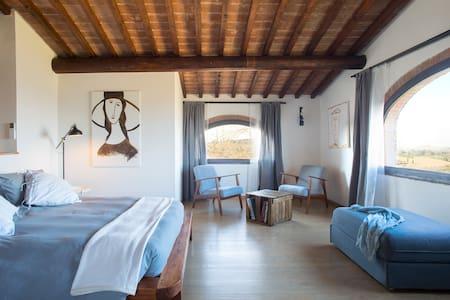 Stunning and spacious apartment in Chianti area - Monsanto I - Apartemen