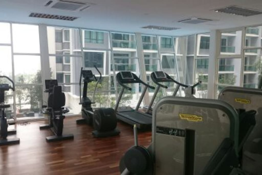 Full Gym Facilities