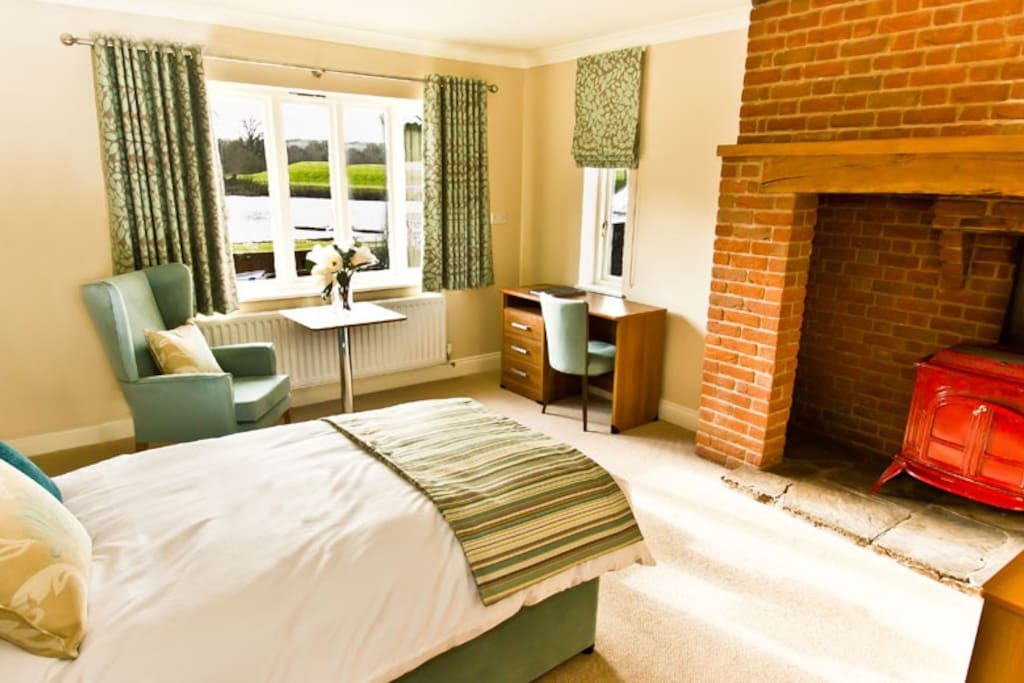 An example of our beautiful rooms