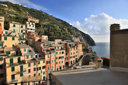5 Sensi di Mare- Harbour apartment with terrace - Riomaggiore - Appartement