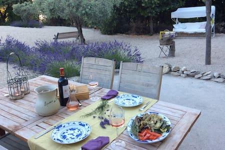 Charming Provencal Villa - Le Beaucet - Villa