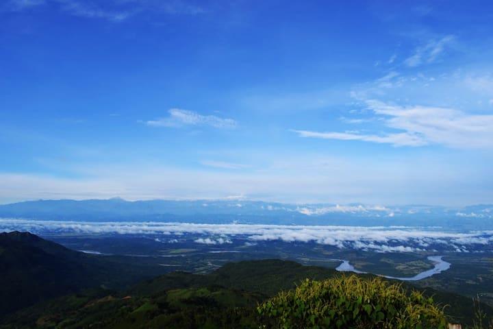 Chaguaní - Monte Abi