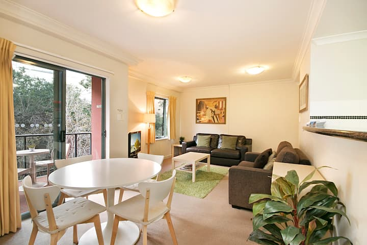 Perth Short Stays 2Bedroom Apartment Walk to River