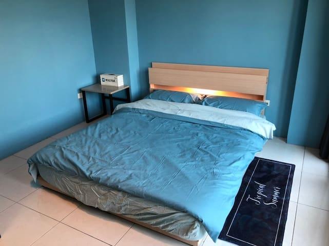 早安安平  台南安平古堡 5A普羅旺斯兩人房 全新完工