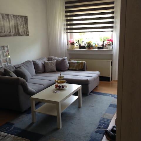 Gemütliche 2,5 Zimmer Wohnung