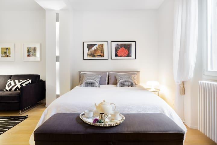 Camera da letto/Living