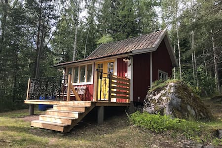 Långbyn Forest Cottage