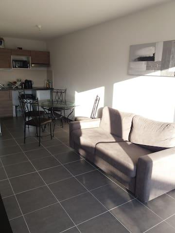 Appartement verdure, résidence neuve - Juvignac - Apartment