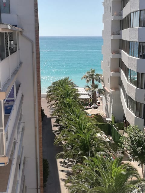 Frontline Beach Apartment
