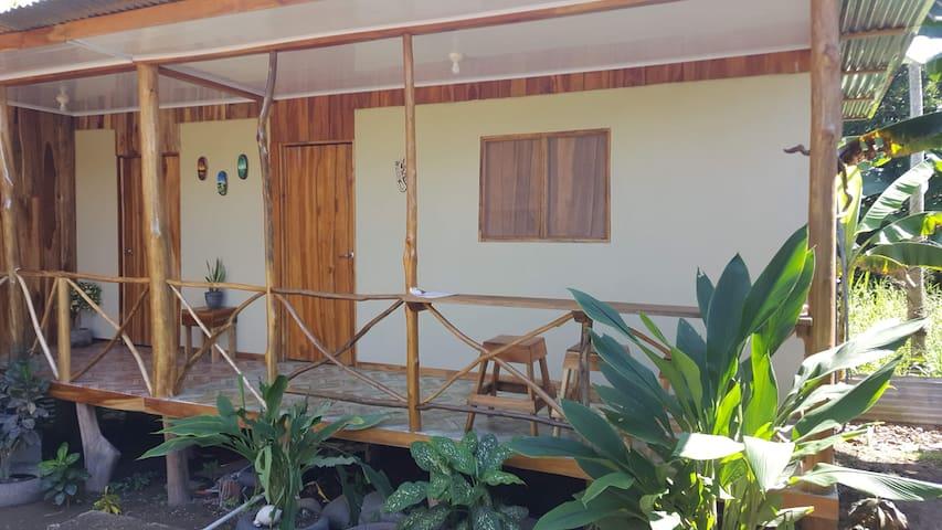 """El Gecko, Cabina """"La Quebrada"""""""