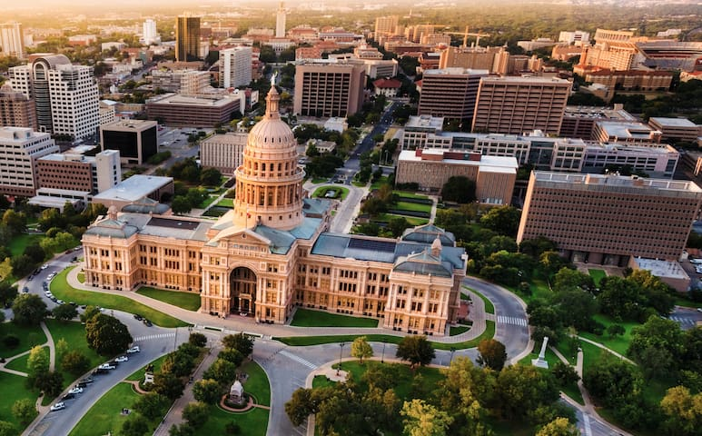 Photo of Texas Capitol