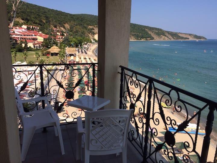 Andalusia,Солнечная квартира на берегу моря