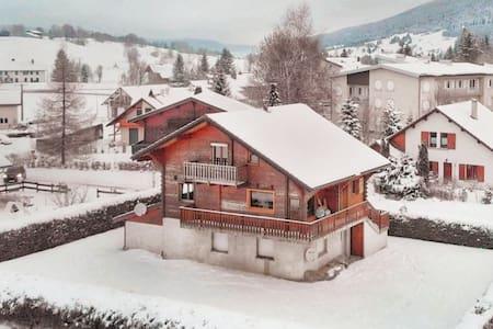 Cosy apartment in small ski town