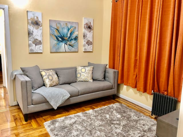 Elegant and beautiful apartment in Manhattan