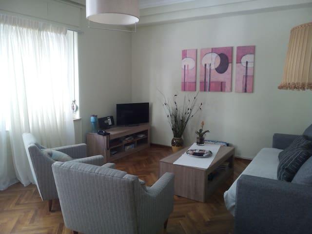 Charming apartment in Central Athens Kolonaki