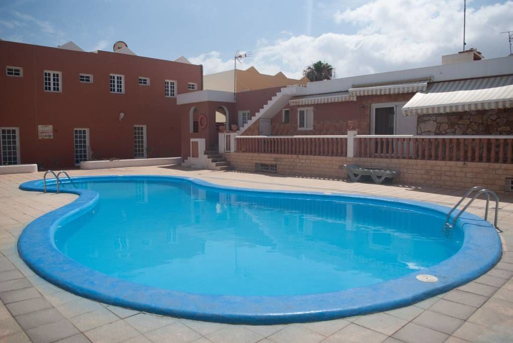 Rooms For Rent Caleta De Fuste