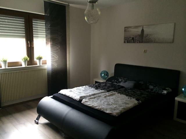 1 Zimmer wundervolle Aussicht - Dipperz - Квартира