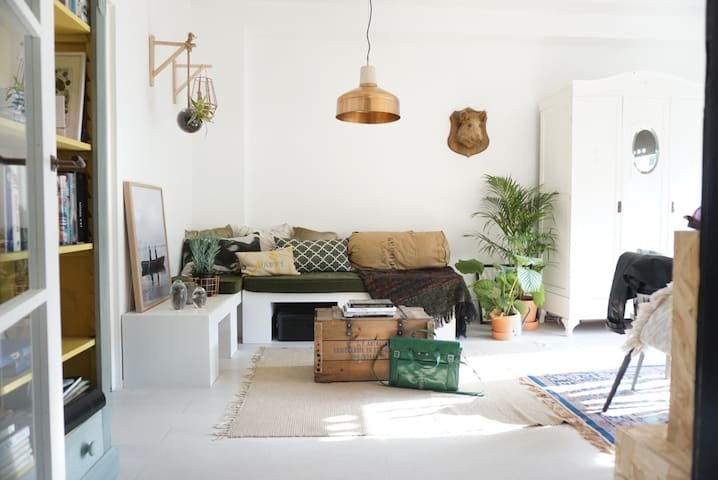 Boho chique appartement