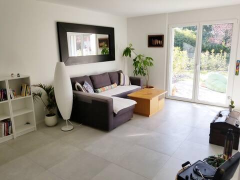 Brand new cozy ground floor apartment