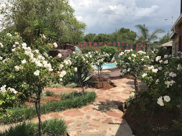 Homely Guesthouse - Roodepoort - Bed & Breakfast