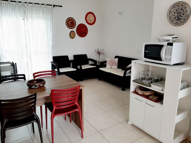 Villa Remanso, moderno e funcional.