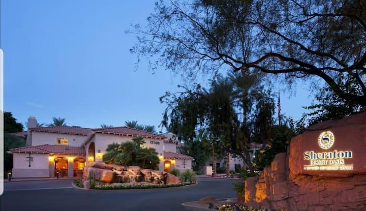 Sheraton Desert Oasis Resort Scottsdale-2 bedroom