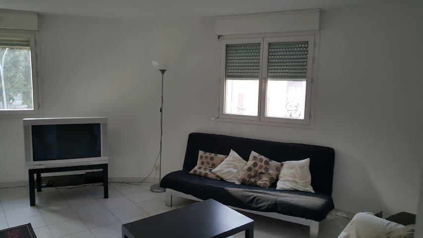 Grand appartement, centre ville Aix en provence