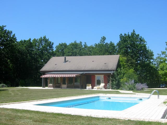 Génépi with private pool, total privacy!